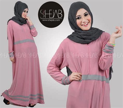 Baju Gamis Casual Contoh Foto Baju Muslim Modern Terbaru 2016 Foto Baju
