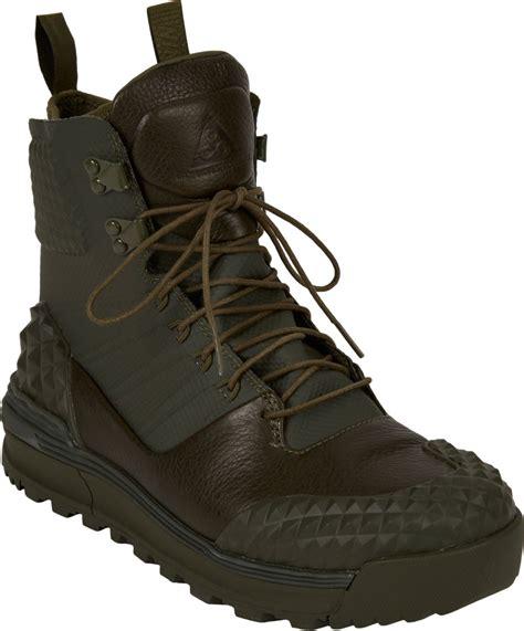 nike mens winter boots nike lunarterra artkos sp winter boots in green for lyst