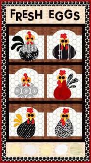 25 best chicken quilt ideas on patchwork