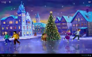 Animated christmas wallpaper windows 7 images amp pictures becuo