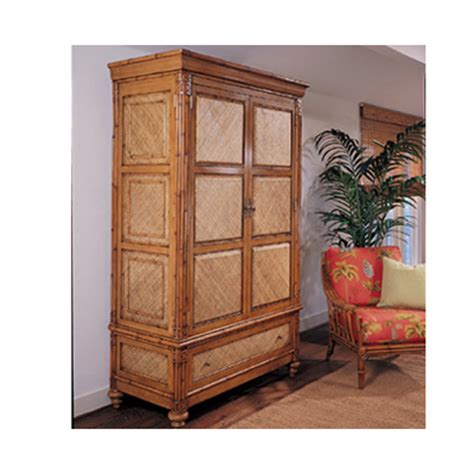 large bedroom armoire whitecraft m635858 maui bedroom large armoire discount