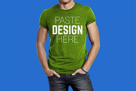 shirt design editor free download male t shirt mockup free psd download download psd