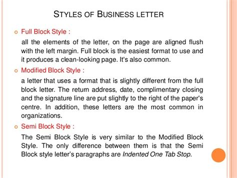 In The Block Style Business Letter All Elements Are Search Results For Block Style Format Calendar 2015