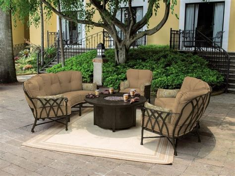 Curved Outdoor Patio Furniture Curved Patio Furniture Home Outdoor