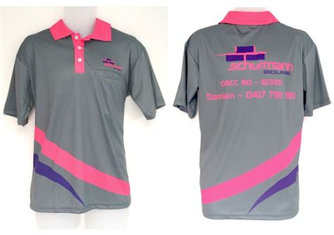polo jacket layout here is another creative sublimated polo shirt design the