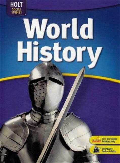 world history books isbn 9780030685262 holt world history student edition
