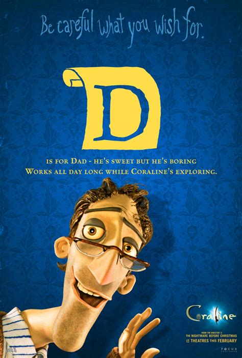 coraline book pictures all the coraline alphabet posters geektyrant
