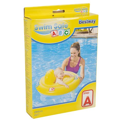 Ring Baby Care Seat baby care seat swim support ring pool aid