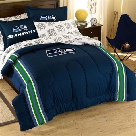 seahawks bed set seattle seahawks bedding set michael pinterest