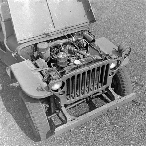 wwii jeep engine 184 best images about willys mb on pinterest military
