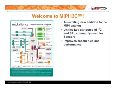 mipi layout guidelines mipi devcon 2016 a developer s guide to mipi i3c