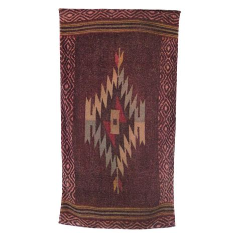 Bathroom Towels And Rugs Fresco Mission Rug Rust Bath Towels Gracious Style