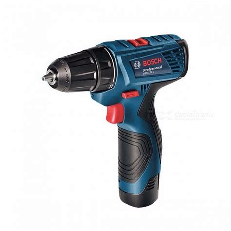 Original Bosch Gsr 120 Li Cordless Drill Bor Baterai 12v bosch new design diy lithium ion battery cordless electric power driver drill bits tool