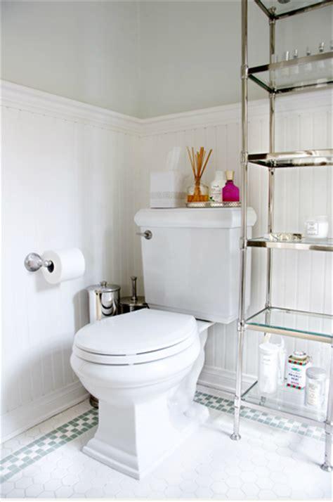 Bathroom Chair Rail Ideas by Bathroom Chair Rail Design Ideas