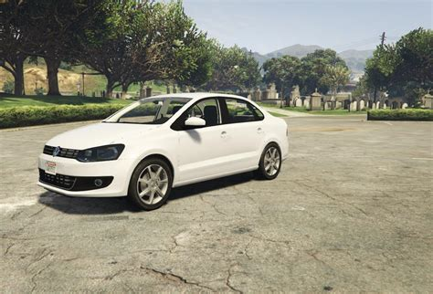 volkswagen polo modification parts volkswagen polo sedan tuning gta5 mods com