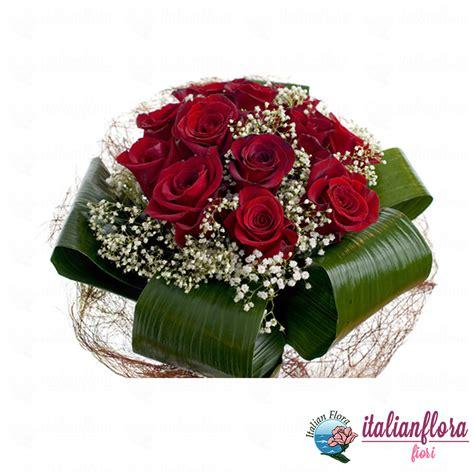 e fiori vendita bouquet di roselline rosse consegna a domicilio