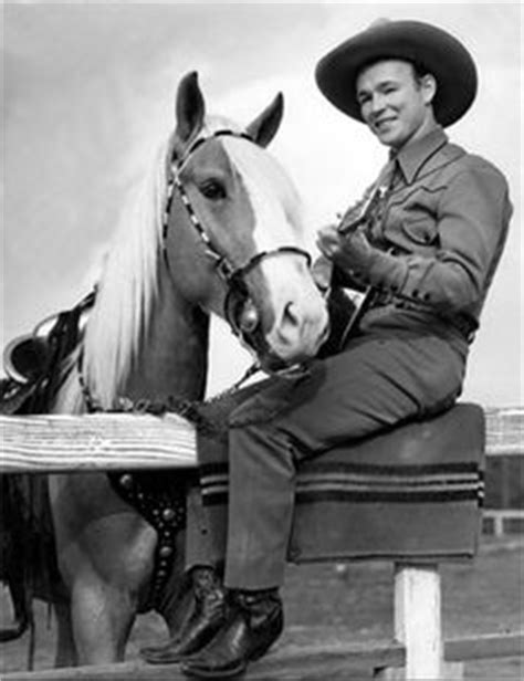 western film zitat roy rogers and trigger the wonder horse nostalgia