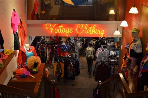 Beyond Retro In Soho by The Low How To Shop Vintage In The Upcoming