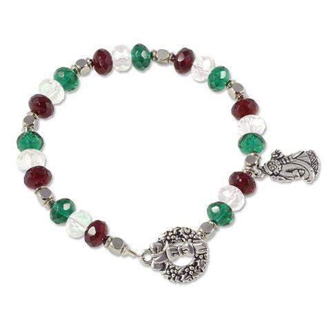 Bag Swarovsky B1051 yuletide bracelet project bracelet project