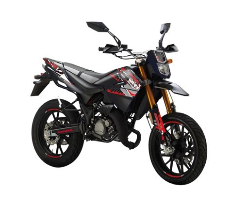 Motorrad 50ccm Mobile by Forstinger Onlineshop Generic Supermoto Racing 50ccm