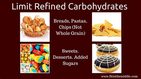 r and s carbohydrates refined carbs and losing weight