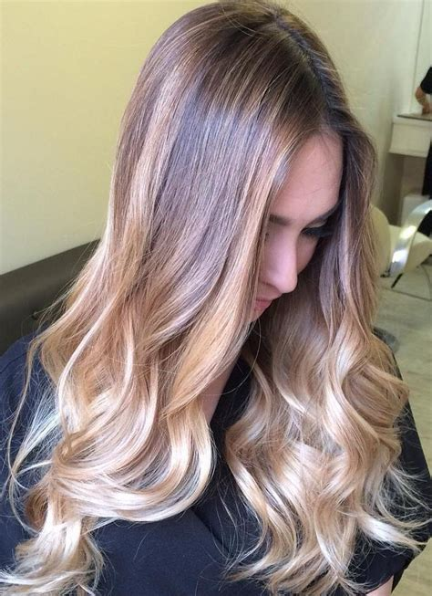 honey brown hair with blonde ombre 70 balayage hair color ideas with blonde brown caramel