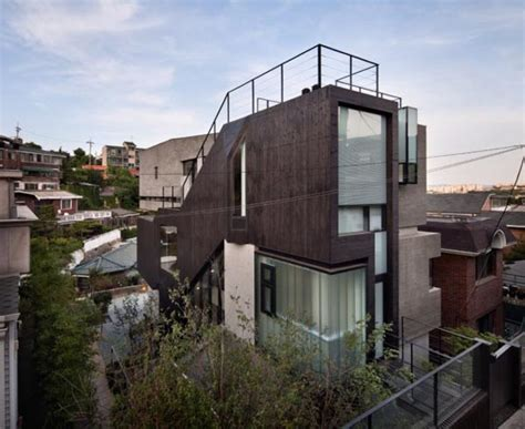 modern architecture in korea by design by min