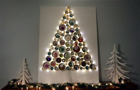 diy pvc pipe christmas tree urban nesting