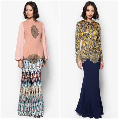 Baju Kurung Cotton fashion baju kurung moden sabby prue malaysian lifestyle