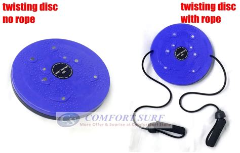 Magnetic Trimmer Plate Pelangsng Tubuh magnet balance rotating trimmer fitness waist twisting disc weight loss fitness equipments