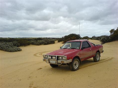 subaru off road subaru brat off road image 40