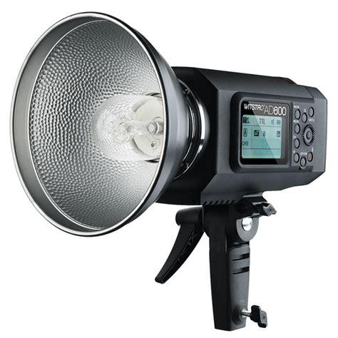 Godox Ledm32 Led Light Built In Lithium Battery Adjustable Bright Port godox ad600 witstro ttl 2 4ghz strobe announced