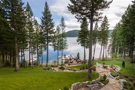 the lake house julia roberts s former montana lake house is selling for 12 million photos