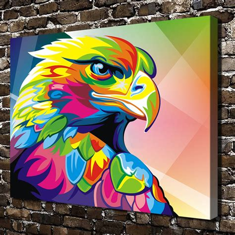 colorful abstract bird paintings www imgkid the image kid has it
