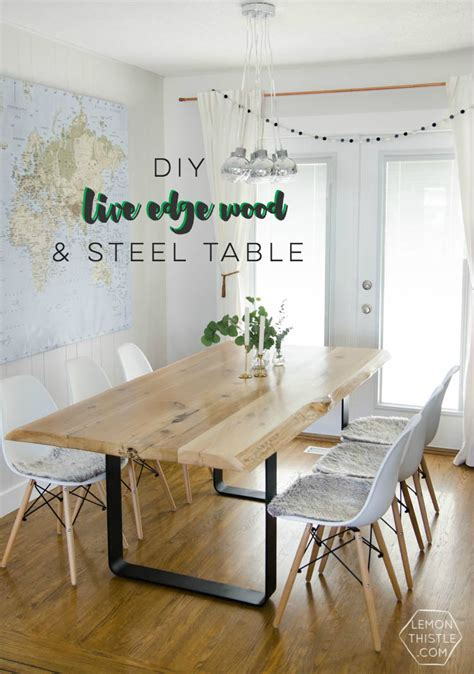 Dining Room Table Diy Diy Any Of These 15 Small Dining Room Tables For Your Home