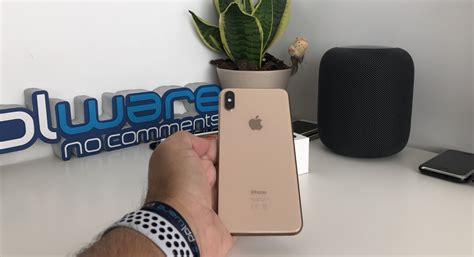 iphone xs max primeiras impress 245 es ao topo de gama da apple