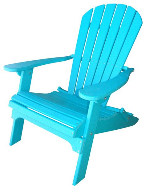 Teal Adirondack Chairs by Deluxe Adirondack Chair In Teal