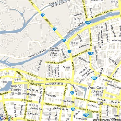 At Tainan Inn Tainan Taiwan Asia map of tainan taiwan hotels accommodation