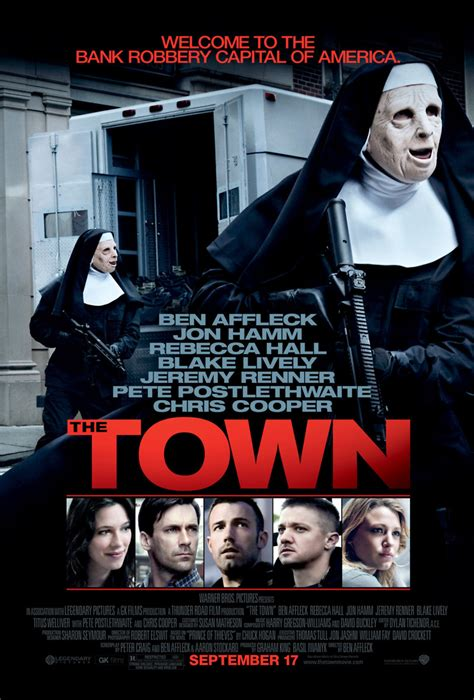 movie town the town dvd release date december 17 2010