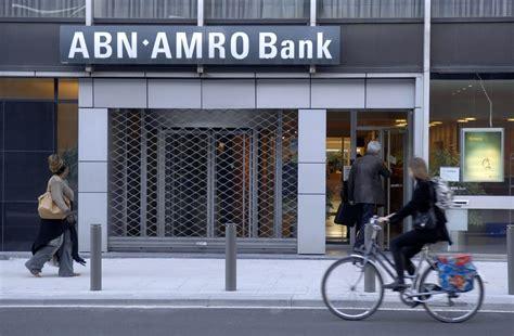 abn bank urenlange storing bij nederlandse bank abn amro na