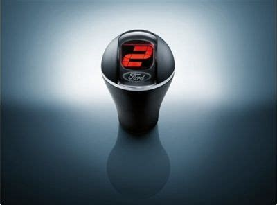 Personalised Gear Stick Knobs by Ford Digital Led Shift Knob By Gaslock Gear