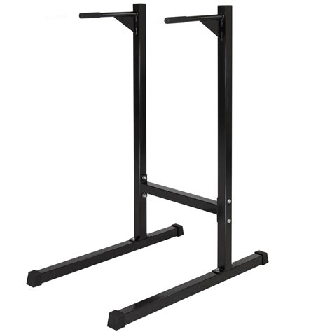 Push Up Stand T3010 3 dipping station dip stand pull push up bar fitness