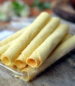 cara membuat zip n roll cara membuat kue egg roll resep egg roll ala serena monde