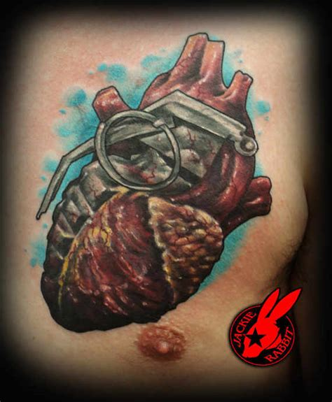 realistic heart tattoos 32 lovable tattoos designs