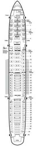 boeing 777 floor plan ek airlines seating plan 777 american airlines