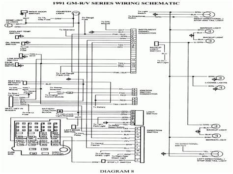 Power Window Wiring Diagram Chevy