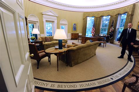redecorated oval office newly redecorated oval office 171 cbs new york