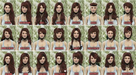 The Hair Styler Skyrim by Skyrim Hairstyle Mods Hairstyles By Unixcode