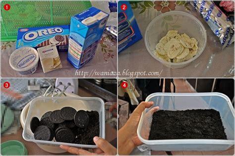 membuat simple cheesecake wani azhar hani oreo cheesecake yummeyhh