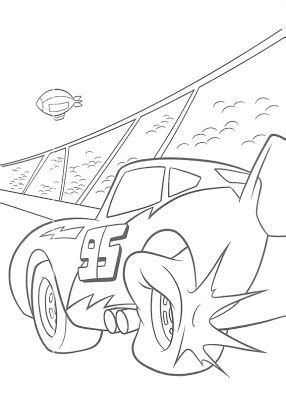 coloring pictures of disney pixar cars disney cars lightning mcqueen coloring pages